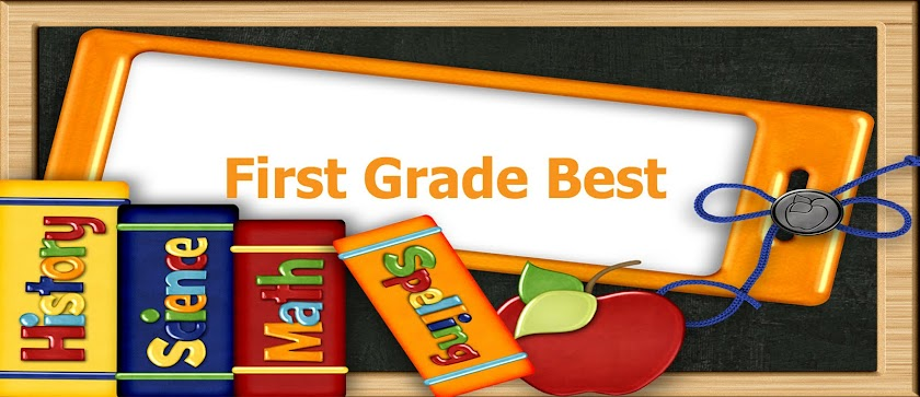 First Grade Best