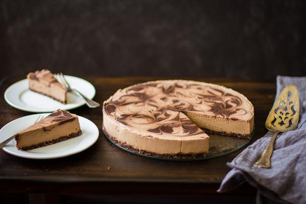 The Bojon Gourmet: (Raw, Vegan) Chocolate Cheesecakes