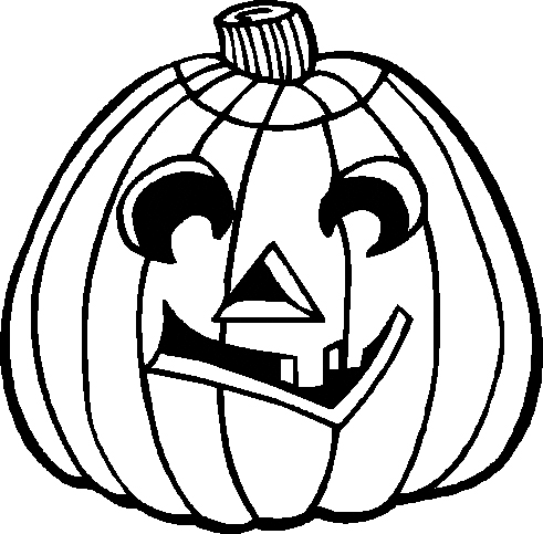 halloween coloring pages October Coloring Pages For Kids