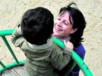 La batalla en solitario de una madre solteraSonia Padilla tuvo a su hijo David por inseminación
