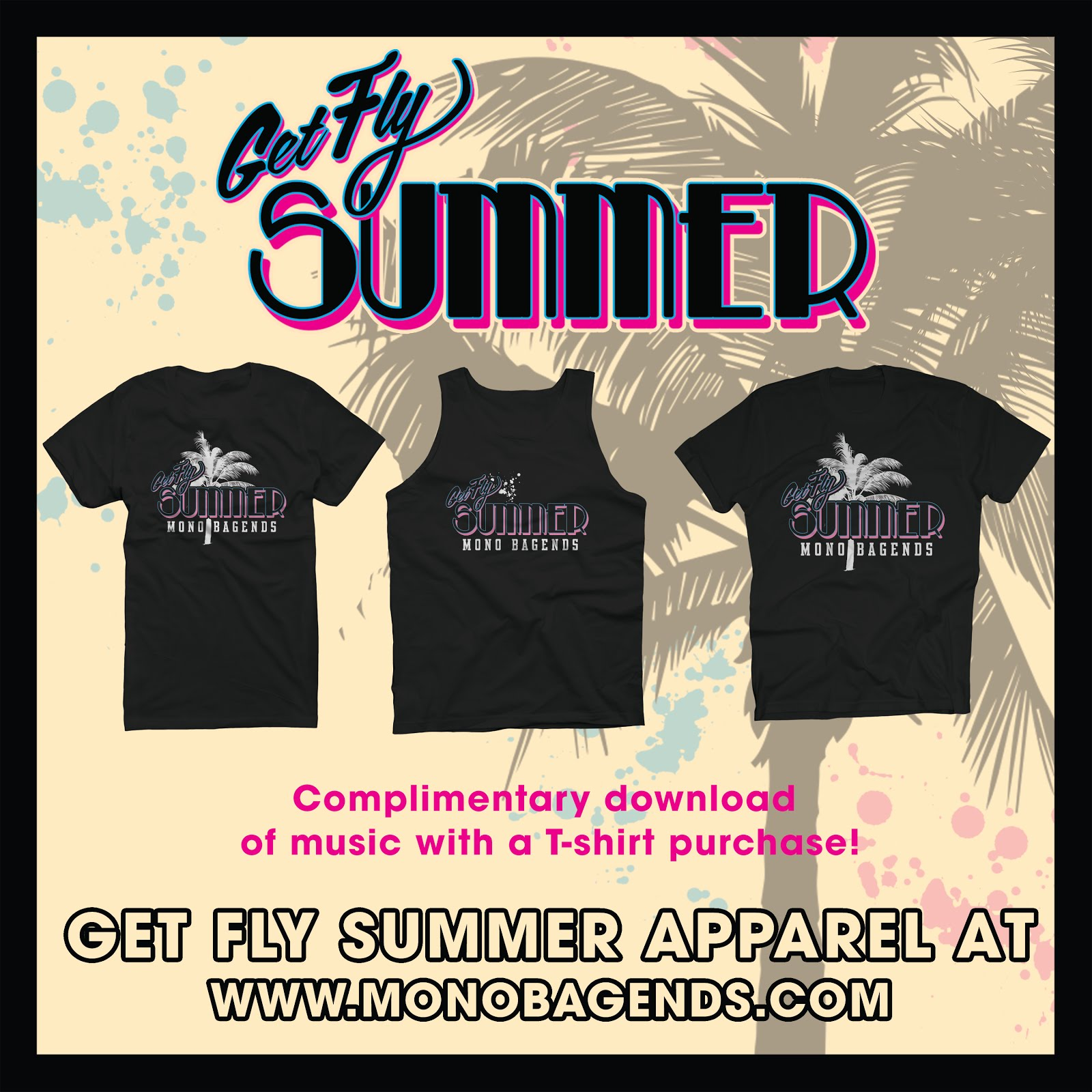 GET FLY SUMMER APPAREL