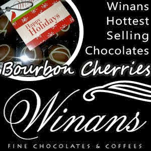 Winans Bourbon Cherries