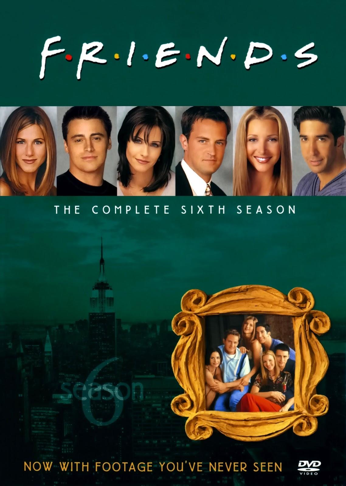 Phim Tâm Lý - Tình Cảm Những Người Bạn: Phần 6 - Friends: Season 6 - 1999