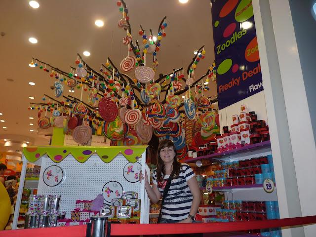 Tienda chucherias Dubai Mall