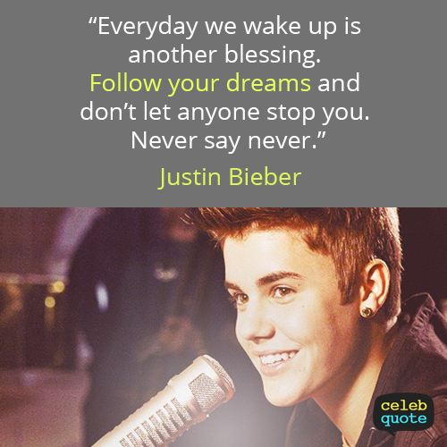 Quotes From Justin Bieber. QuotesGram Justin Bieber Quotes About Love