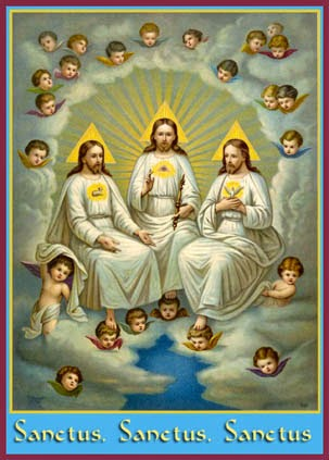 + Feast of the Most Holy Trinity +