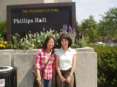 アイオワ大学(2)