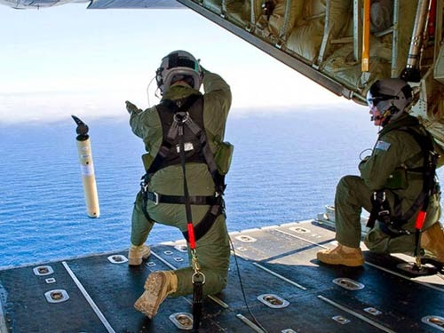 Nhà khoa học Australia vào cuộc đã xác định được vị trí máy bay MH370
