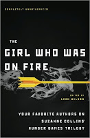 Cover of The Girl Who Was On Fired edited by Leah Wilson