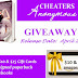 Release Blitz & Giveaway - Cheaters Anonymous by Lacey Silks