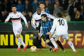 Club Bruges 2 - 1 Besiktas