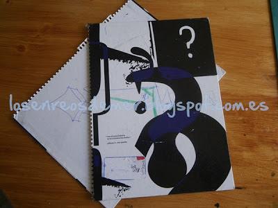 Tapas de cuaderno