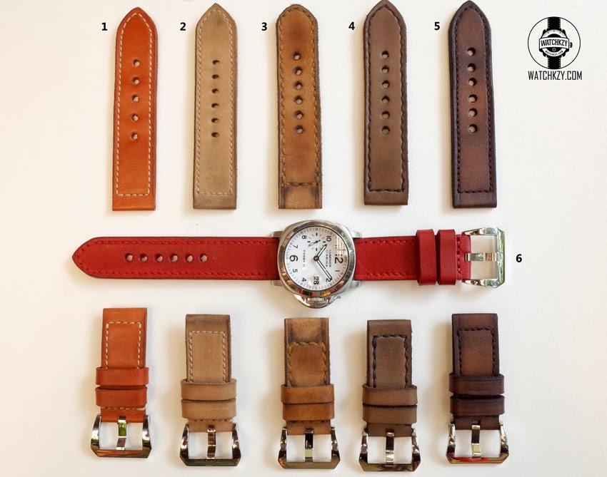 สายนาฬิกา PAM392