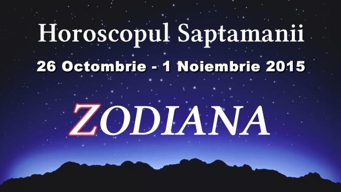 horoscop saptamanal octombrie noiembrie