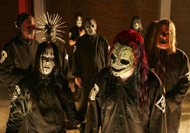 Kumpulan Foto-foto Slipknot