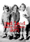 Red Lead Swap Sisters Art Blog