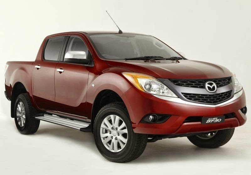 صور سيارة مازدا  Mazda BT-50 2012