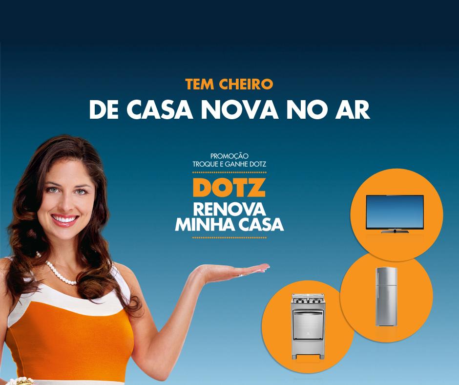 """Promoção Dotz - """"TROQUE E GANHE DOTZ"""""""