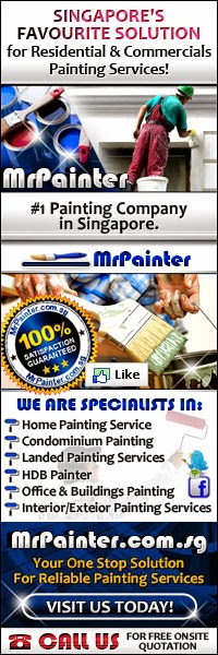 Mr Painter Singapore