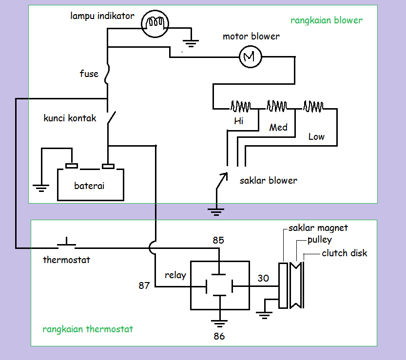 Starter Generator Wiring Diagram In Addition Alternator Wiring Diagram ...
