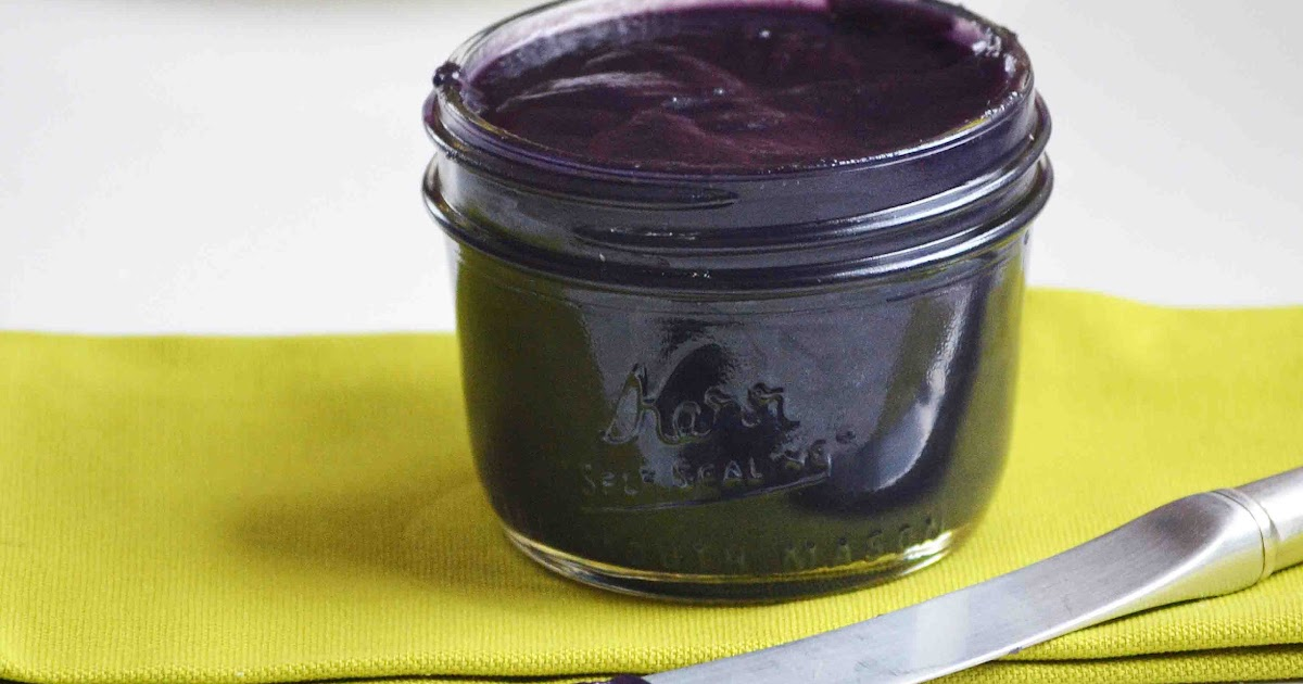 Bakeaholic Mama: Blueberry Curd