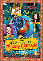 Luv Shuv Tey Chicken Khurana (2012) online y gratis