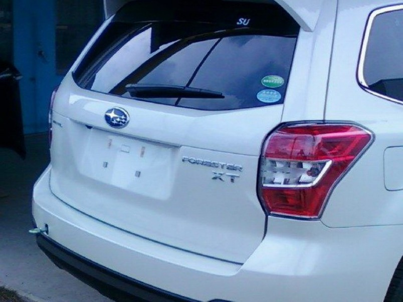 2014 Future Subaru Forester XT first spy photos and details ~ Garage ...