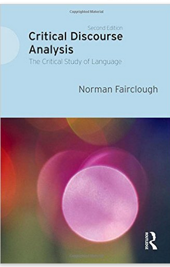 thesis on discourse analysis As micro and macro analysis of discourse (fairclough, 1989) ultimately, this thesis aims at analyzing the possible interrelatedness of textual properties and power relations, which are also underpinned in fairclough's conceptual work political discourse analysis because this study aims at analysing speeches of a political.