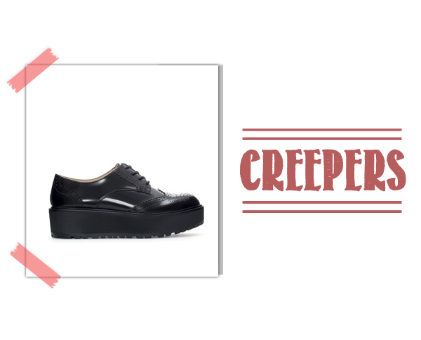 Creepers punk rock