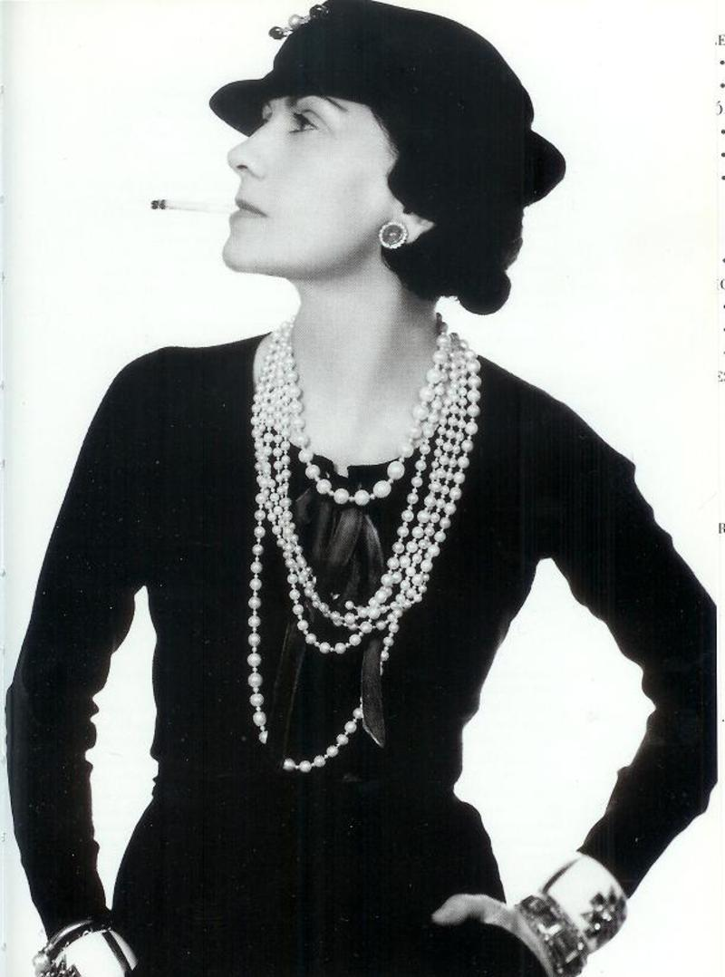 Coco Chanel  Fashion Designer  Biography
