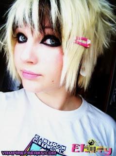 Emo Short Hairstyles