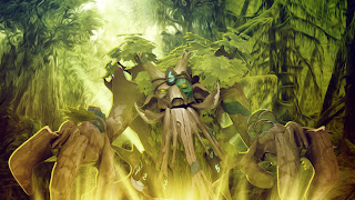 Dota 2 - Treant Protector Build Guide