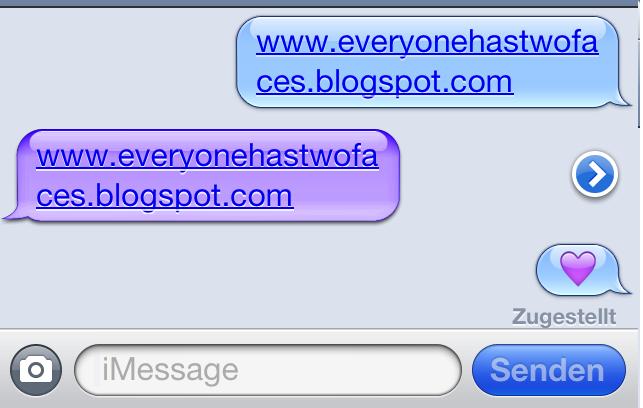 meine sms