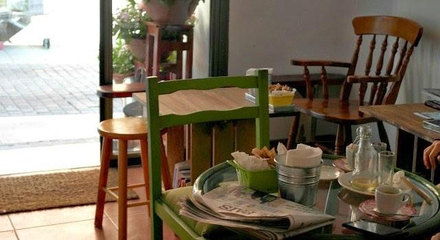 Cafeterías para una cita