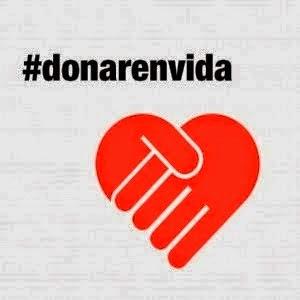 #DONARENVIDA
