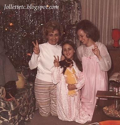 Mary Davis Slade, Mary Jollette Slade Pollock, Wendy Slade Mathias