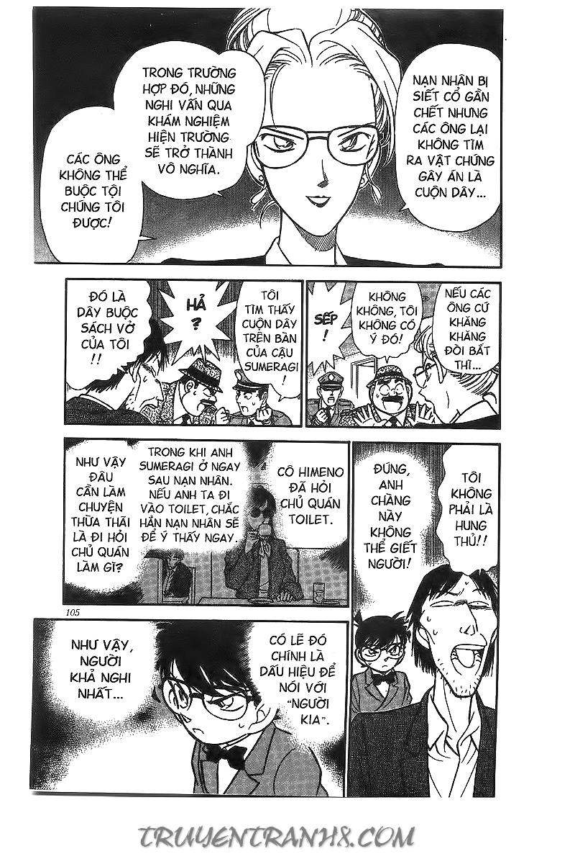 TruyenHay.Com - Ảnh 16 - Conan (TT8 remake) Chương 106