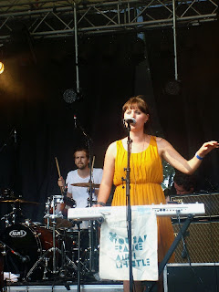 28.05.2012 Essen - 30. Pfingst Open Air Werden: You Say France & I Whistle