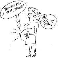 femmes retraites