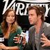 Chris Hemsworth y Olivia Wilde se sentaron en el set de Variety en Toronto