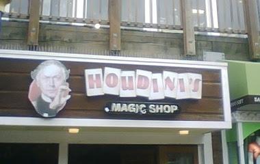 San Fransisco Houdini