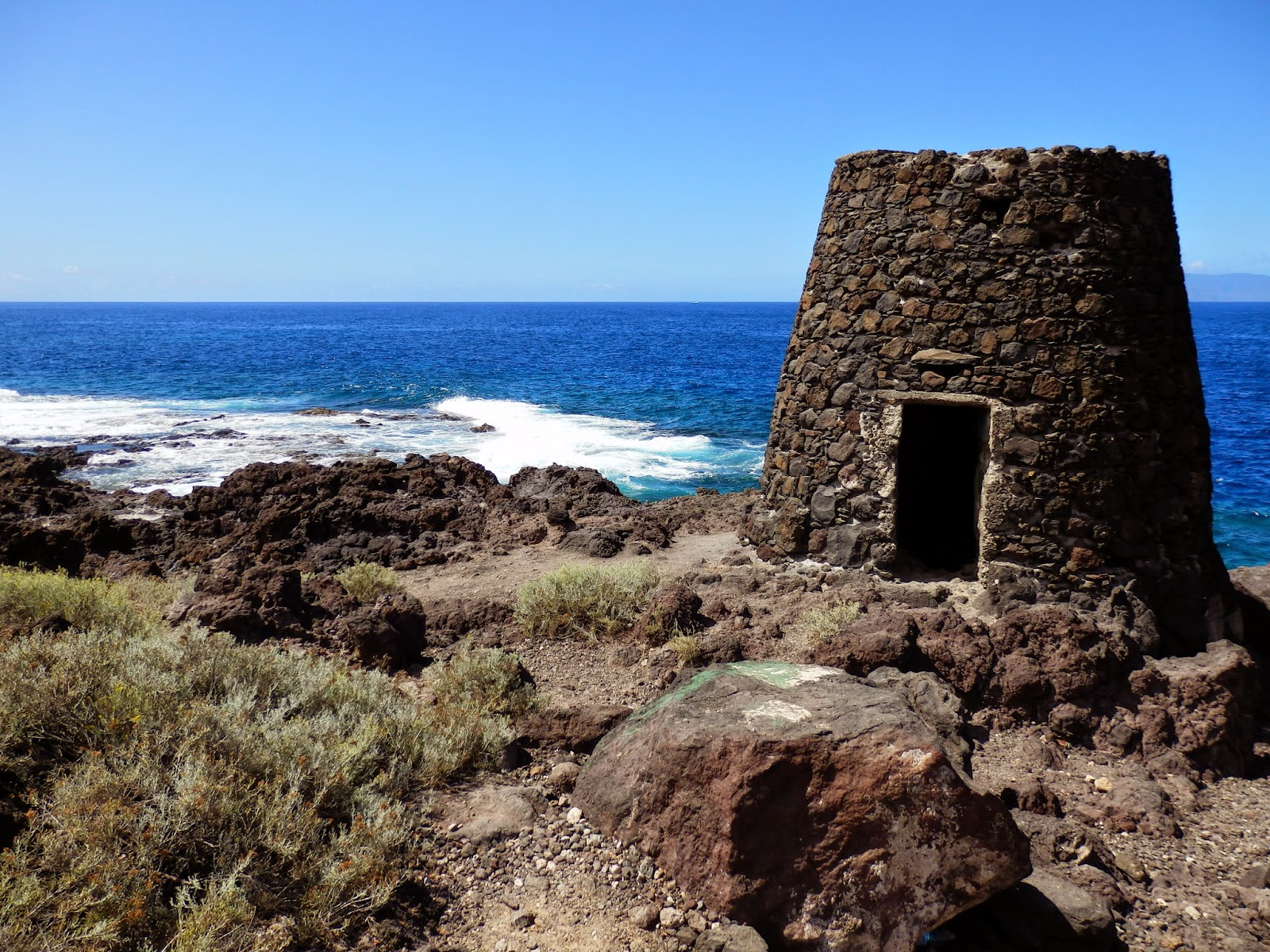 Kiln in Tenerife Canary Islands