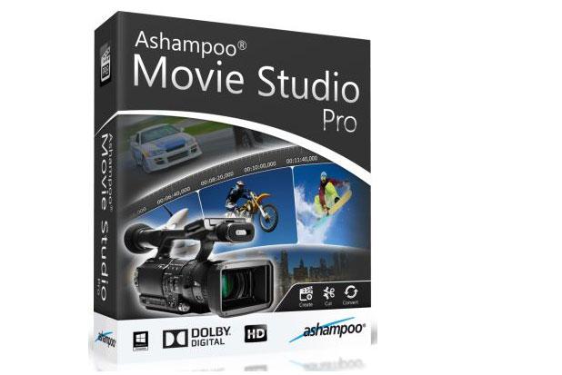 Download Movie Studio Pro v2.0.4.1 Ashampoo Movie Studio Pro Box