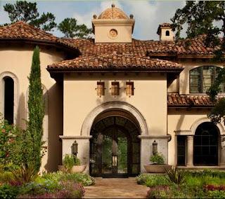 estilos de fachadas de viviendas dependiendo del proyectista o