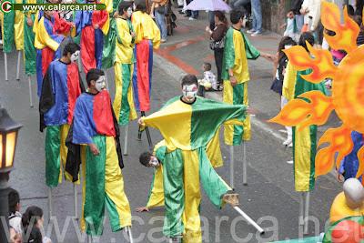 ZANQUEROS - SALTACHARCOS - BARCELONA
