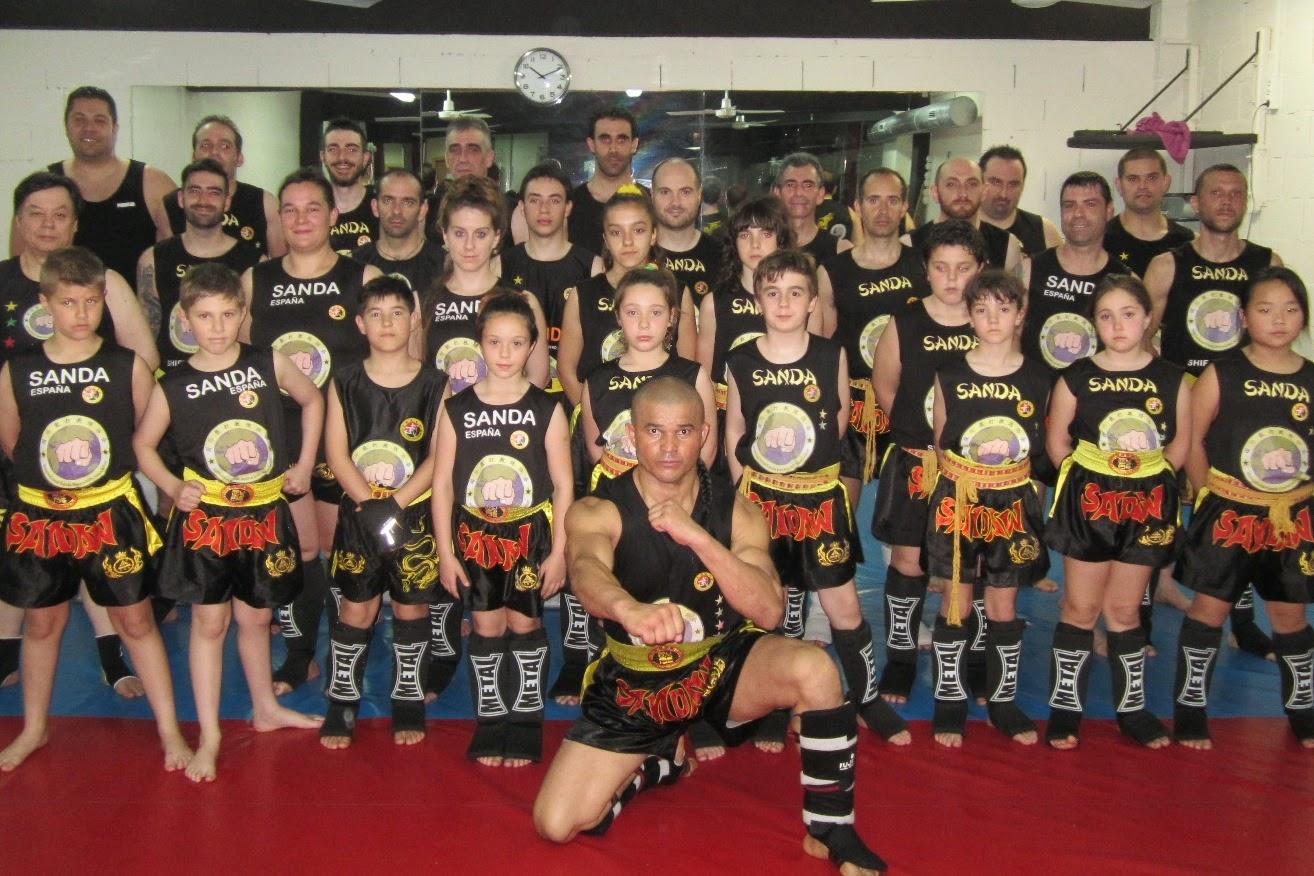 Sanda (Boxeo Chino)