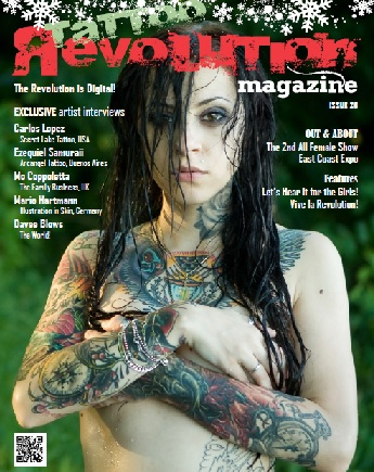 Download Tattoo Magazines Free ~ Tattoo Pictures