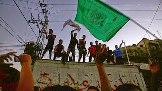 Rakyat Palestina Rayakan Kemenangan