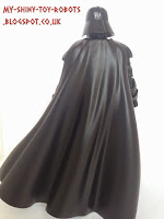 Figure back (with cape)