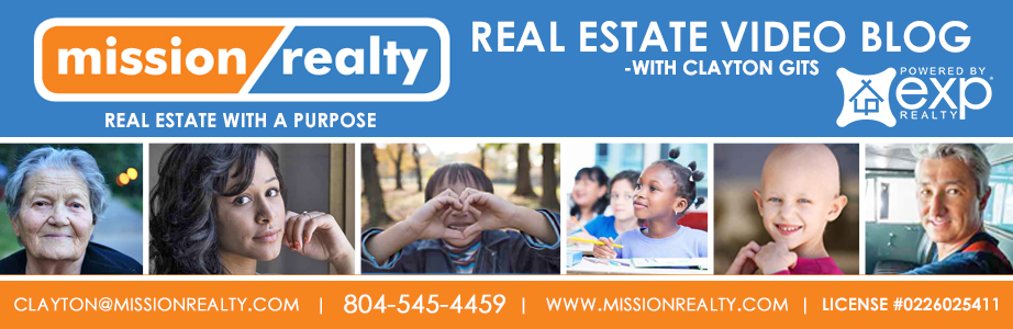 Mission Realty Real Estate Video Blog with Clayton Gits